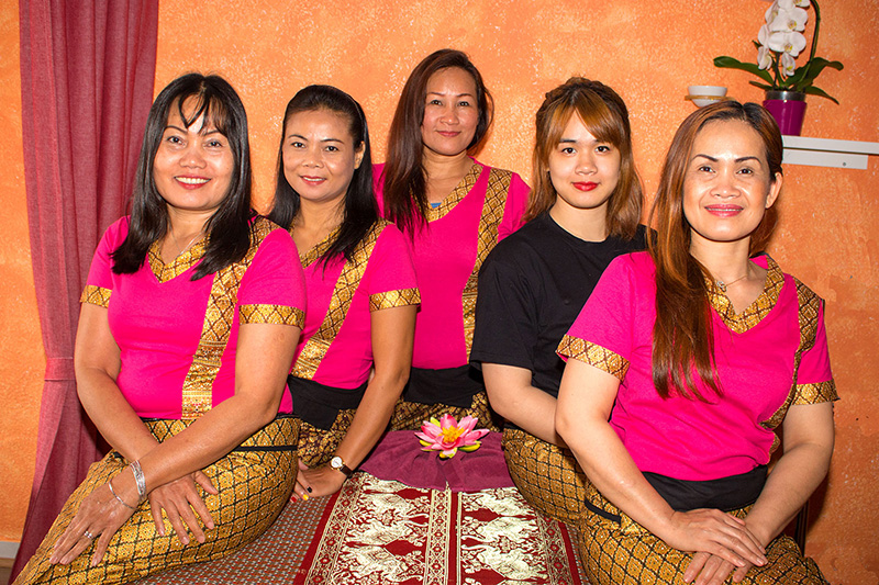 Thai massage essen